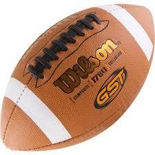 Мяч для регби Wilson GST Official Composite WTF1780XB   baba ...