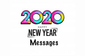 Happy New Year 2020 – GIFs, Images, Quotes, Wishes & Messages