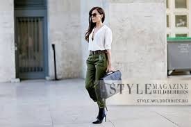 Вещь дня: <b>брюки</b>-карго | Wildberries Style Magazine