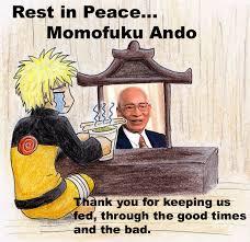 Image result for Momofuku Ando
