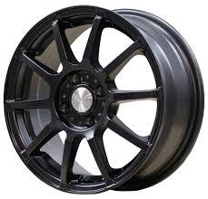 Колесный диск <b>SKAD Акита 6x15/4x100 D60.1</b> ET50 черный бархат