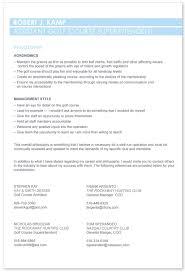 resume golf course resume printable golf course resume