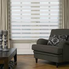 Двойные <b>рулонные шторы День Ночь</b>: прозрачные и плотные ...