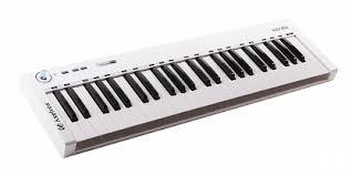 Купить <b>MIDI</b>-<b>клавиатура AXELVOX KEY49J</b> WHITE с бесплатной ...