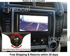 Rear <b>Car</b> Parking Assistance/<b>Reversing Cameras</b> for sale | eBay
