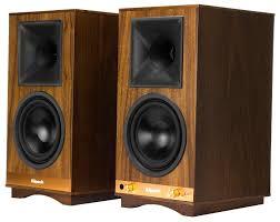 <b>Полочная акустическая</b> система Klipsch The Sixes — купить по ...