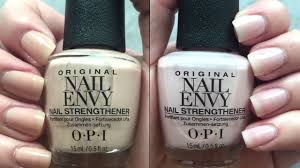 <b>OPI Nail Envy</b> Polish Review & Demo - YouTube