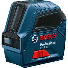 Купить лазерный <b>нивелир Bosch GLL 2-10</b> Professional ...