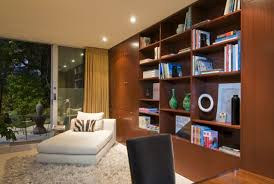 mid century renovation midcentury home office century office