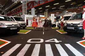 citroen takes flight to coventry and other cv show gossip citroen stand at cv show
