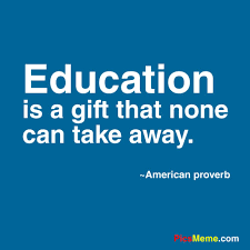 Quotes About Education | GLAVO QUOTES via Relatably.com