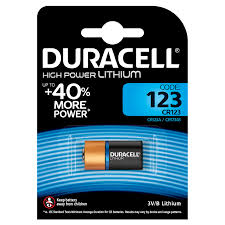 <b>Батарейка Duracell CR123A</b> 3V. Купить по цене от 579 руб