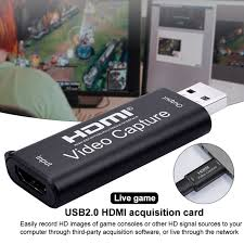 HDMI to <b>USB</b> 2.0 <b>Video Capture</b> Card 1080P <b>Recorder</b> Phone ...