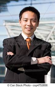 Image result for chinese businessman clipart