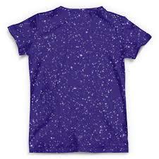 <b>Футболка с полной</b> запечаткой (мужская) Звездное небо #3047013