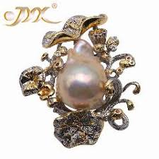 Jyx Unique <b>Jewelry</b> Genuine 15.5-24Mm Pink Baroque Freshwater ...