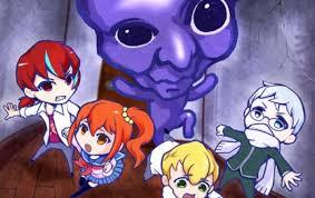 Ao Oni The Animation 4 sub español online