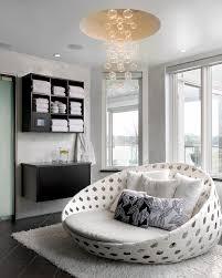 white woven sofa and bubble light fixture bubble lighting fixtures