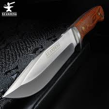 High Quality <b>D2 Steel</b> Outdoor Knife Camping Hunting Short Knife ...