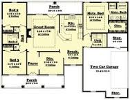 images about House Plans on Pinterest   House plans  Home     sq ft