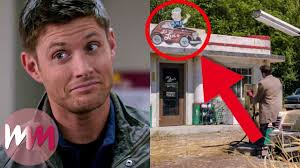Top 10 Small Details in Supernatural You Never Noticed - YouTube