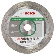 <b>Алмазный</b> отрезной диск по керамике для GWS 10.8 (76х10 мм ...