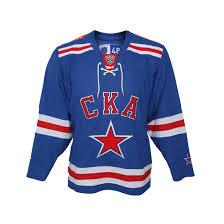 <b>Реплика</b> хоккейного свитера СКА (<b>домашняя</b>) 720013 купить за ...