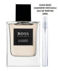 <b>Hugo Boss Cashmere Patchouli</b> For Him 10ml Eau De Parfum EDP ...