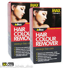Cream <b>Hair Colour Remover Hair</b> Colourants for sale | eBay