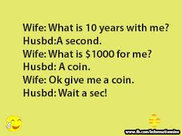 Husband Jokes - Romantic SMS for husband, SMS, Quotes, Pics and ... via Relatably.com