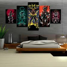 <b>5 Piece HD</b> Cartoon Pictures My Hero Academia Anime Poster Boku ...
