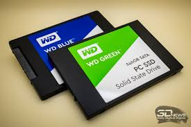 Обзор SSD-<b>накопителя WD</b> Green: начальный уровень ...