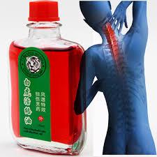 White Tiger Balm <b>Oil Rheumatic</b> Pain Leg Pain Frozen Shoulder ...