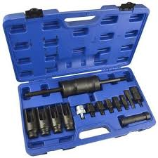 Fuel <b>Injector</b> Puller Removal Kit <b>14 Piece</b> – Discount Tools NZ