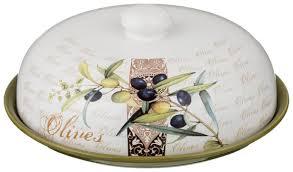 Блюдо для блинов <b>Agness Оливки</b> 358-1021 купить, цены в ...