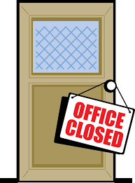 Image result for office closed clip art