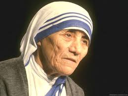 the opiniator let us zoom in on issues mother teresa