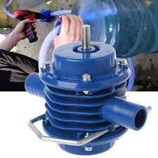 <b>Heavy Duty Self</b>-<b>Priming</b> Electric <b>Hand</b> Drill Water Pump Home ...