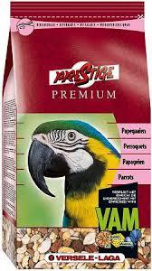Купить <b>versele</b>-<b>laga prestige</b> parrots premium <b>корм</b> для крупных ...