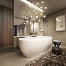 modern pendant light bathroom sample classic stunning linear hanging blocks carpet fur brown chandeliers glamorous pendant lighting bathroom vanity