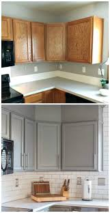 stylized kitchen cabinet size a builder grade kitchen gets a new look with classic features like gra
