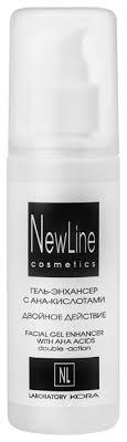 NewLine <b>гель</b>-<b>энхансер с АНА кислотами</b> — купить по выгодной ...