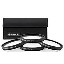 Polaroid Optics <b>37mm</b> 4 Piece <b>Close Up Filter</b> Set: Amazon.co.uk ...