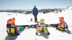North Lake Tahoe <b>Boys</b> & <b>Girls</b> Club Learn to <b>Snowboard</b>