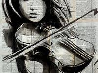 музыкальные инструменты: лучшие изображения (156 ...