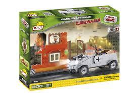 <b>Конструктор Cobi VW typ</b> 82 Kubelwagen, 200 элементов - COBI ...