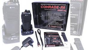 <b>Рация</b> цифровая <b>comrade R6</b> digital купить в Москве с доставкой ...