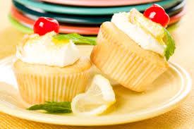 National Lemon Cupcake Day - Fun Food Holiday | CDKitchen