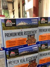 mountain house ze dried food costco net this was at san diego s costco near pacific beach
