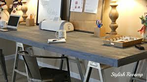 bathroomlikable diy home desk office diy desk cricut cutter diy home office desk tags built in office desk ideas